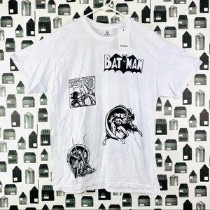Converse | NWT Batman Comic Book Graphic T-shirt